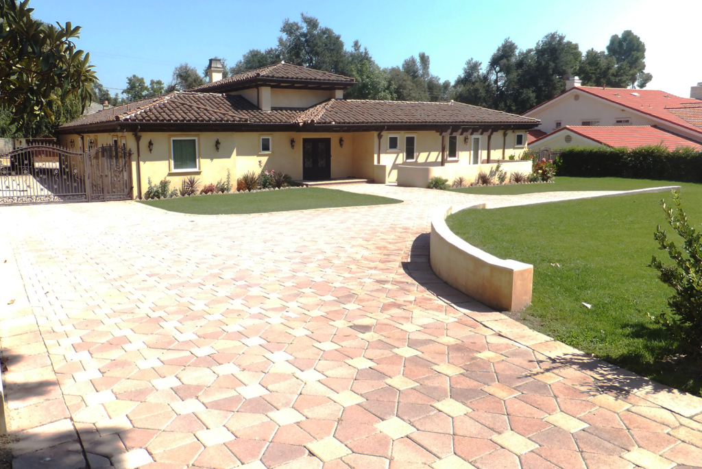 lxuury home remodel curb appeal