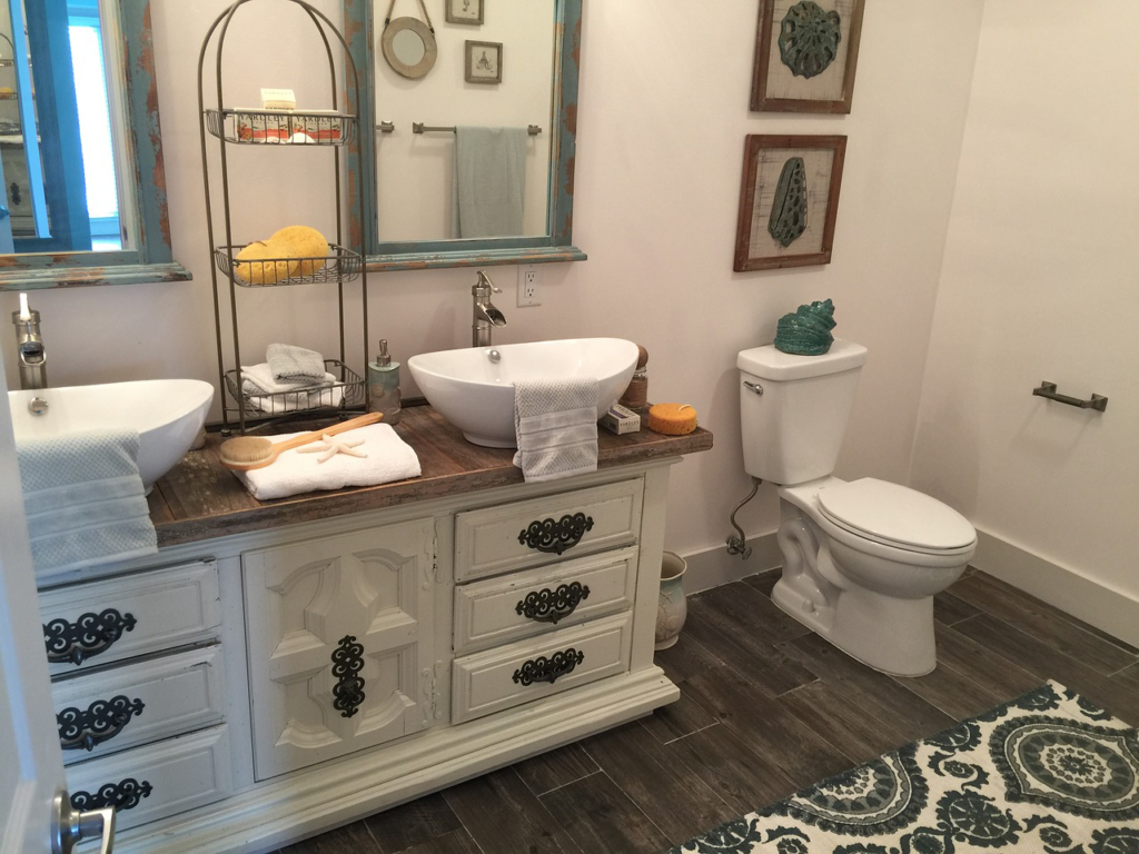 Country-Style-Bathroom