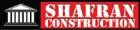 Shafran Construction Inc. Sticky Logo